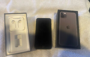 Apple iPhone 11 Pro Max - 64GB - Space grey (T-Mobile/Sprint)unlocked