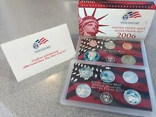 **BEST PRICE** 2006 US MINT SILVER PROOF SET OF 11 COINS **BEST PRICE**