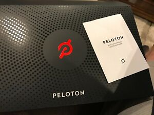 Peloton Black Red Cycling Shoes Size 42