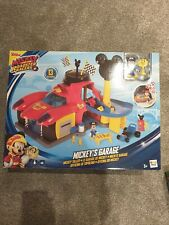 Mickey And The Roadster Racers Garage Never Been Opened