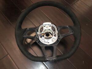 MCLAREN 675LT 650S 570s 570GT MP4 12c Alcantara Steering Wheel MSO OEM