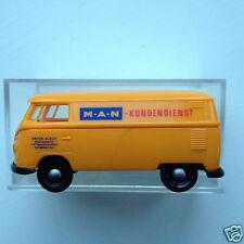 Brekina 3253 1:87 scale 1960's Volkswagen Transporter Van - M A N Kundendienst