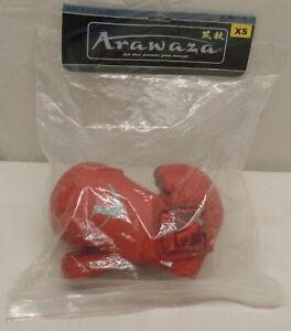 Arawaza Martial Arts Child Training Hand Protector Gloves XS