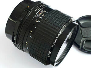 SMC PENTAX 67 55mm f4 Wide Lens for 6x7 67 67II