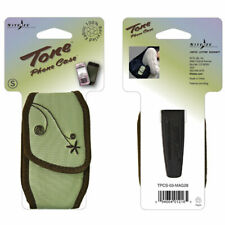 Nite Ize Embroidered Sage Green Small Universal Holster Pouch for Flip Phones