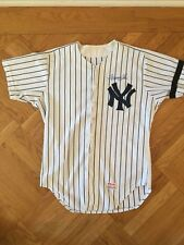 e1bfeeb4 Tommy John YANKEES signed 1986 Game Used Jersey/Pants/Cap & more