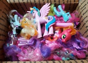 My Little Pony G4 Fim Lot Guc Hasbro
