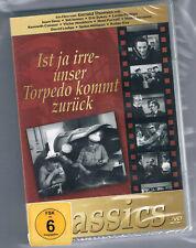 Ist ja irre - Unser Torpedo kommt zurück - DVD NEU / Ovp