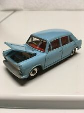 Dinky Toys 140G Morris 1100 Light Blue 1963 Made in England Meccano