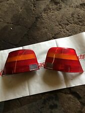 Vw Golf Mk 4 Rear Lights As A Pair Driver And Passengers 1.6 1.8 20 Petrol Disel