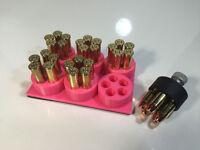 Loading Block .38/.357 5 shot for Revolver Loader Speedloader S&W Taurus + PINK