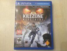 Replacement Case (NO GAME) Killzone Mercenary - PS Vita