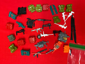 1988 Vintage Gi Joe Accessories/Weapons Lot............#1