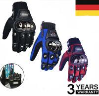 Motorradhandschuhe Fahrrad Sport Gloves Regen Winter Motorrad Handschuhe 005