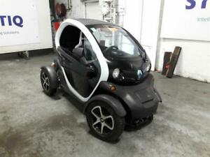 2013 RENAULT TWIZY MK1 TECHNIC COUPE High Voltage Charging Socket 296958945R