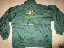 Utah Valley State Wolverines Ice Hockey Team Jacket LG L