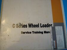 Case 21 C Series Wheel Loader Training Service Manual