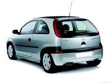 Aileron Becquet Opel Corsa C tipe IRMSCHER