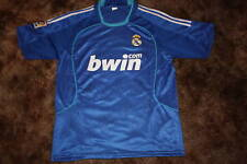 REAL MADRID SIGNED 2010 REPLICA SOCCER JERSEY