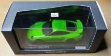 RARE PORSCHE 911 (991) GT3 1/43 MINICHAMPS CARTIMA ETAT NEUF