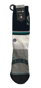 Seattle Mariners Stance MLB Socks