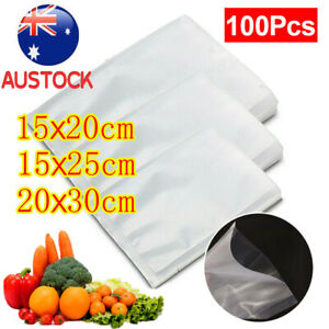 100pcs Vacuum Food Sealer Bags Vacum Sealer Dry Wet Pack Machine/Food Bags