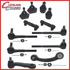 12 Pc Kit Chevrolet G10 G20 Van G15 G25 PS 83-95 Tie Rod Arm Ball Joints