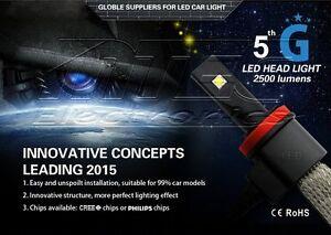 Set Mtec Canbus LED Head Light P13 12v 6000K LED Nachrichten '2015