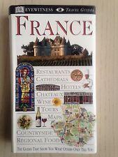 France Travel Guide Book - DK Eyewitness, Towns, Markets, Festivals, History