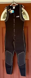 NRS Mens sz XL Farmer John Wetsuit 3mm NEW WITH TAGS