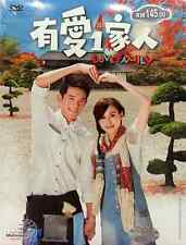 2013 Taiwan TV Drama LOVE FAMILY 1~72 in 18 DVDs 16:9 English Subs R0 End
