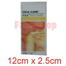 Smith & Nephew 12cm x 2.5cm Cica-Care Skin Face Old New Surgical Scar Treatment