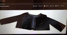 Vêtements en velours pour fille de 2 à 16 ans