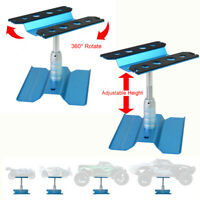 Metal Workstation Work Stand Repair 360 Degree Rotation for 1/6 1/8 1/10 RC Car