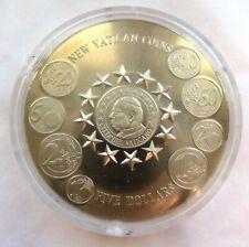 PIECE 5 DOLLARS 2004, NEW VATICAN COINS, ARGENT, REPUBLIC OF LIBERIA / $5