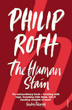 The Human Stain by Philip Roth (Paperback, 2001)