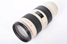 Canon EF 70-200mm f/2.8 L IS USM Telephoto Zoom Lens for Canon EOS  #P4769
