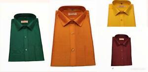 Traditional Vesti Shirt for Men Size-46
