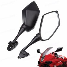 Motorcycle Rearview Mirrors For Honda CBR 600 F4 F4I 99-06 HYOSUNG GT125R GT250R