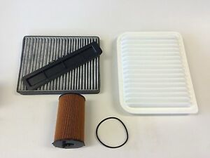 Filter Kit FORD Territory SZ Diesel Oil R2662P Air A1582 (313) & RCA100C Kit