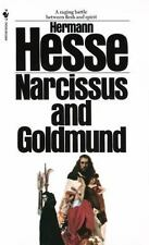 Narcissus and Goldmund by Hermann Hesse (1984, Paperback)