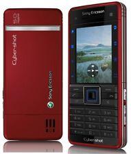 Sony Ericssson C902,Unlocked Quadband,5Mp Camera,Bluetooth,Fm, Gsm Cellphone