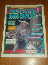 RECORD MIRROR MARCH 19 1983 SOFT CELL CULTURE CLUB BANANARAMA DURAN DURAN JAPAN
