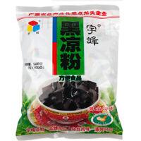 Dessert ingredients(宇峰 黑凉粉 Dessert Material Konjak Powder)烧仙草-甜品奶茶原料-樱花水信玄饼
