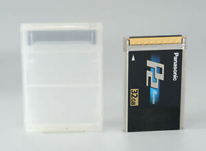Panasonic P2 Karte R-Serie 32GB AJ-P2C032RG