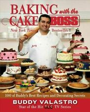 Baking with the Cake Boss 100 of Buddy's Best Recipes and Decor... #9233
