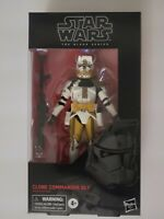 Clone Commander Bly #104 Star Wars The Black Series Brand New 6-Inch