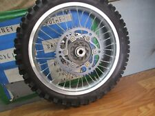 CR 125 HUSQVARNA 2000 CR 125 HUSQVARNA 2000 REAR WHEEL