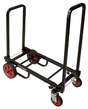 Ultimate Support -Karma Cart Series Adjustable Prof. Equipment Cart -SML JS-KC80