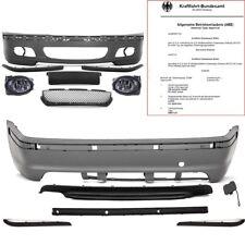 Bmw 3er e46 bodykit Limousine paquete completo + accesorios para m-paquete M-tecnología 98-05